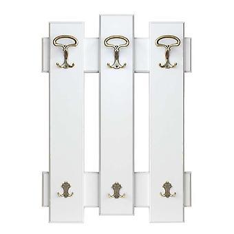 3 Elemente lackiertes Hanger-Panel