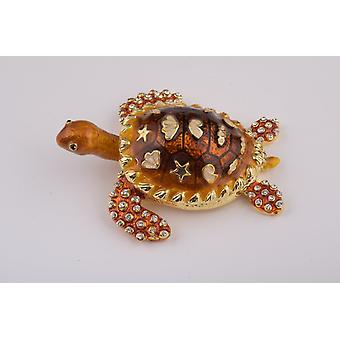 Brown Sea Turtle
