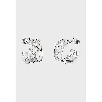 Kalevala Earrings Women's Canth Silver 2670040T