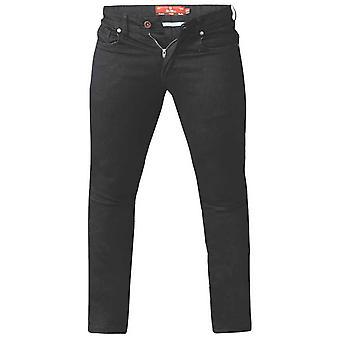 Duke Mens Claude Stretch Jeans fuselé