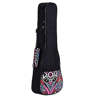 Portable Instrument Padded, Gig Carry Bag, Concert Case Cover, Guitar Parts