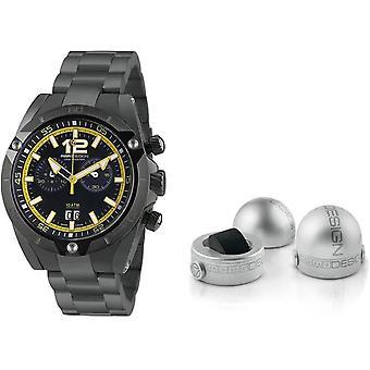 Momo design watch dive master chrono md282bk-30