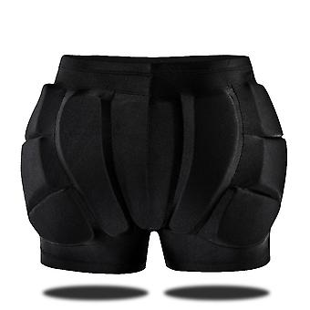 Ski Roller Skating Protective Butt Bicycle Shorts