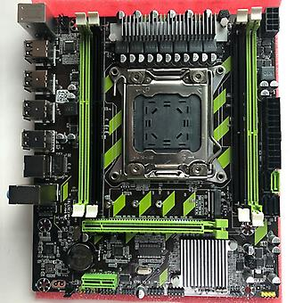 X79g X79 Motherboard Set With Lga2011 Combos Xeon E5 2620 Cpu 2pcs X 4gb = 8gb