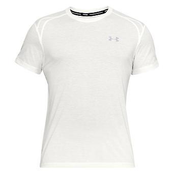 Under Armour Homme Siro T-shirt Casual Gym Running Top Noir 1325029 001