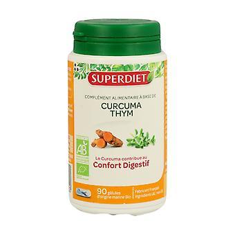 Turmeric thyme 90 softgels