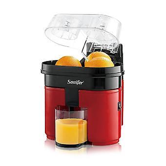 Electric Lemon Orange Fresh Juicer With Anti-drip Valve Citrus Fruits Squeezer