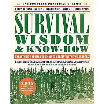 Survival Wisdom  Know How by Editors of & The