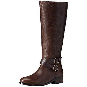 Trotters Womens Liberty Almond Toe Knee High Fashion Boots