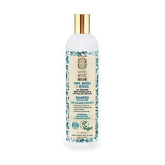 Mint Shampoo For Oily Hair 400 ml