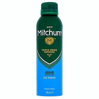 Mitchum 6 X Mitchum Anti Perspirant Spray - Ice Fresh