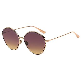 Lunettes de soleil Dior Society 4 DDB/DG Gold Copper/Grey Gradient