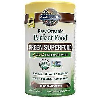 Garden of Life Perfect Food Green Super Food Chocolate Cacao 338 gr