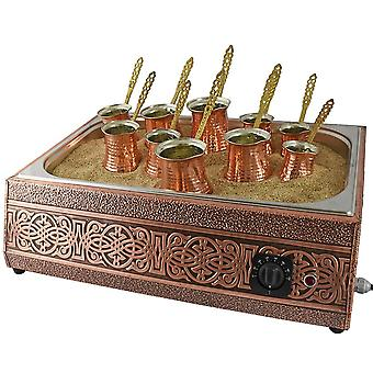 Sand Coffee Machine For Turkish Greek