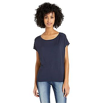 Brand - Daily Ritual Women's Jersey Dolman Short-Sleeve Tie-Back Shirt...
