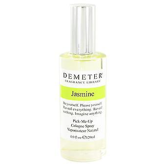 Demeter jasmijn Cologne Spray door Demeter 4 oz Cologne Spray
