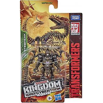 Transformers Vertebreak WFC Core Series Figure