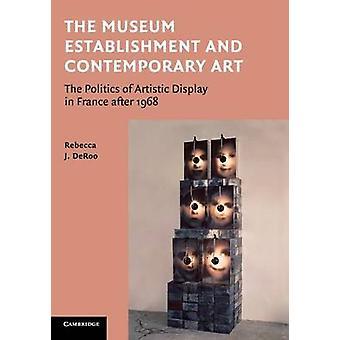 Museon perustaminen ja nykytaide - Taiteilijan politiikka