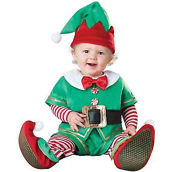 Christmas Baby Jumpsuit