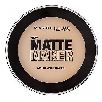 Mate de Maybelline Maker matificante en polvo