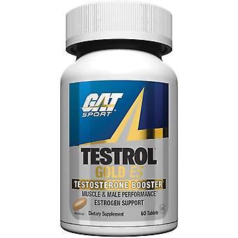 GAT Testrol Gold 60 tabletas