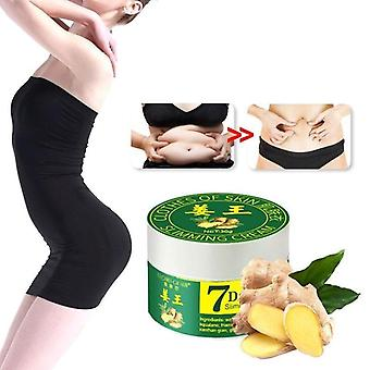 Ingefær vekttap krem profesjonell brenning anti-cellulitt full body slanking