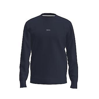 BOSS BOSS Weevo 2 Homme Logo Sweat-shirt