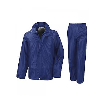Resultat Core Rain Suit R225X