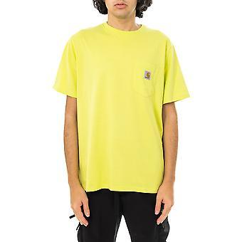 T-shirt homme carhartt wip s/s pocket t-shirt i022091.0am