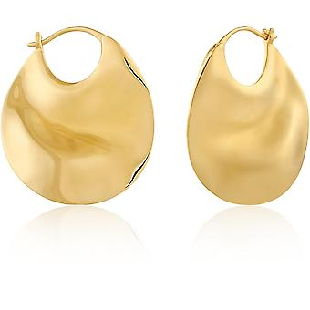Ania Haie AH E007-01G Texture Mix Women Earrings