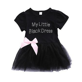 Mädchen Kleid Baumwolle Neugeborenen Baby Sonnenkleid 0-24m