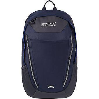 Regata Unisex Adults Highton 25L Outdoor Walking Rucksack Mochila Bag - Marinha