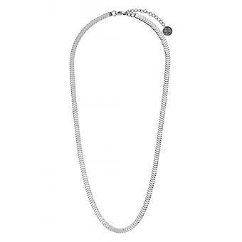 Clyda Kvinnors Smycken Halsband BCLCO0017S - Silver Steel