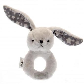 Liverpool Baby Rattle Rabbit