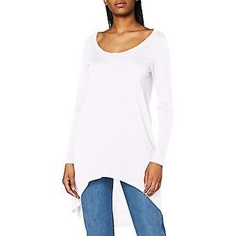 ESPRIT 080EE1K344 T-Shirt, White (110), S Woman
