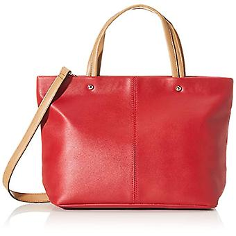 N.V. Bags250DonnaRox Hand Bag (Red)12x23x30 Centimeters (W x H x L)