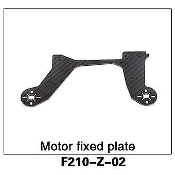 F210 のモーター固定プレート F210-Z-02