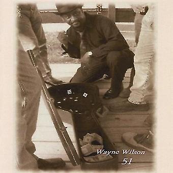 Wayne Wilson - 51 [CD] USA import