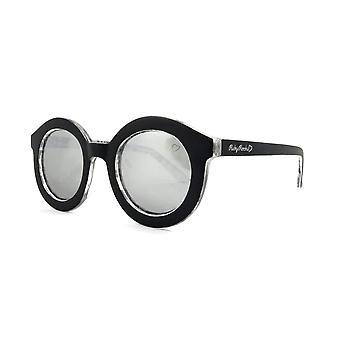 Ruby rocks retro round sunglasses 27978