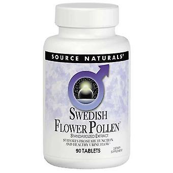Schwedische Blumenpollen 90 Tabletten