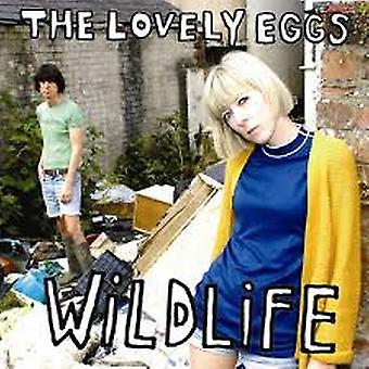 De nydelige eggene - Wildlife Limited Edition Frosted Vinyl