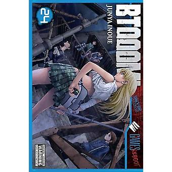 BTOOOM!, Vol. 24 av Junya Inoue (Paperback, 2019)