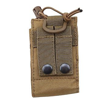 Talkie Holder Bag Walkie Hunting Tactical Sports Pendant Packet Nylon Pouch