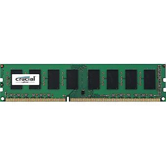 Avgörande 4 GB DDR3L CL11 Oköpt UDIMM