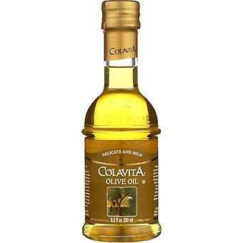 Colavita olaj olíva tiszta üveg, esetében 12 X 8,5 Oz