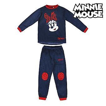 Детская пижама Minnie Mouse 74802 Темно-синий