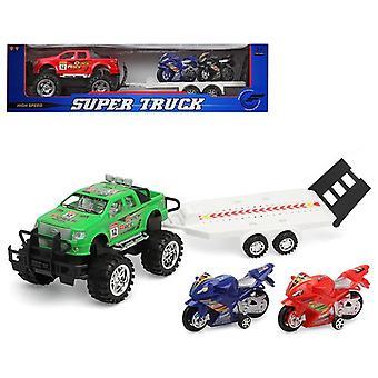 Set of cars Super Truck 119102