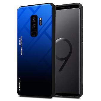 Fodral för Samsung Galaxy S9 PLUS Robust Hard Cover Case - Telefonväska - Lock - Bakre omslag Stötfångare
