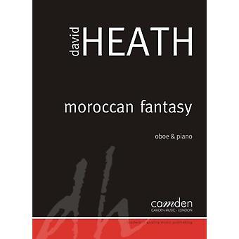 Heath: Moroccan Fantasy for Oboe & Piano (David Heath )