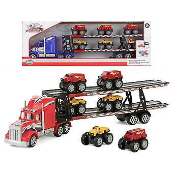 119489 грузовых автомобилей и фрикционных автомобилей